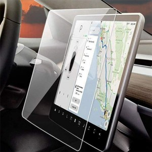 Tesla Model Y Center Control Touch Screen Glass Screen Protector