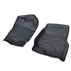Which kind car mats is easy to clean ?