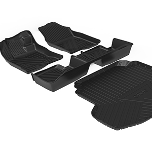 TPE car mats is the trends in future