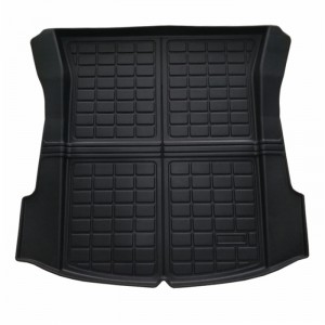 Wholesale Dealers of China Auto Parts for Ford Ranger Raptor TPE Car Floor Mats