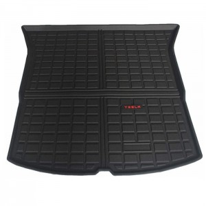 Hot-selling Car Accessories Trunk Mat - Easy To Clean Waterproof Protection 3d Boot Mat Trunk Dog Mat – Huawo