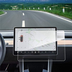 Center Screen Protector Navigation Touch for Tesla Model 3