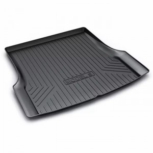 Factory Supply Mat For Car Trunk – Waterproof All Round Car Trunk Mats All Weather Boot Liner Cargo – Huawo