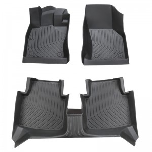 TPE Customized Cheap Best Oem Floor Mats For Cars For Toyota Corolla