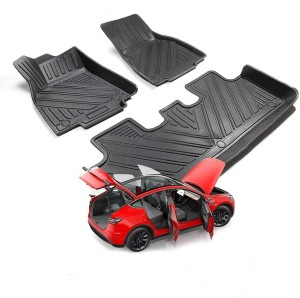 New Delivery for Car Mat Single - All Season Protection China Car Mats With Logo Foot Mats For Ford RANGER – Huawo