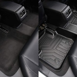 Unique All Weather Luxury Design Front Floor Mats For Cars Toyota Camry